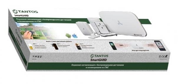 GSM сигнализация TANTOS SmartGARD