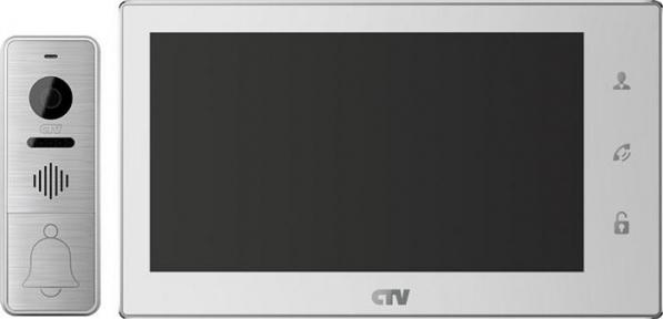 CTV-DP3701 Комплект видеодомофона