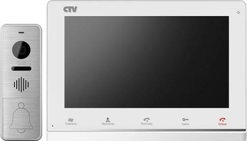 CTV-DP4101AHD Комплект IP видеодомофона