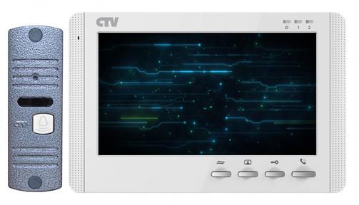 CTV-DP1700M Комплект видеодомофона