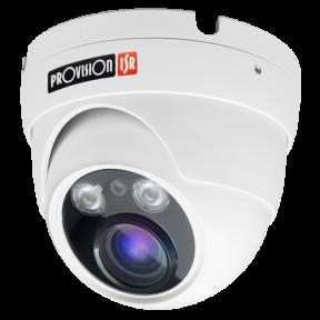 5 Мп купольная IP видеокамера DI-250IP5MVF