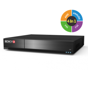 32-канальный гибридный AHD видеорегистратор SH-32400A5-5L(1.5U)