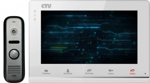 CTV-DP2700MD Комплект видеодомофона