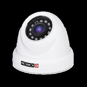 2Мп купольная AHD видеокамера DI-390AB36