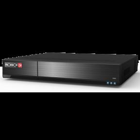 16-канальный IP видеорегистратор NVR8-16400PF(1.5U) с PoE